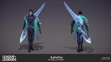 Aphelios Model 04