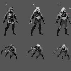 Infiltrator Irelia Update Concept 1 (by Riot Artist <a href=