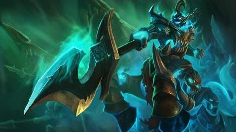 League of Legends - Focus Artistique Hecarim