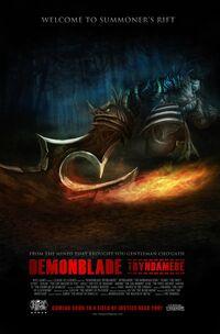 Tryndamere Demonblade Teaser