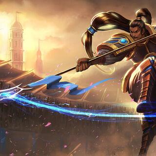 2nd Classic Xin Zhao