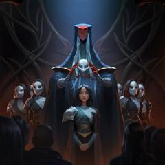 Keeper of Masks