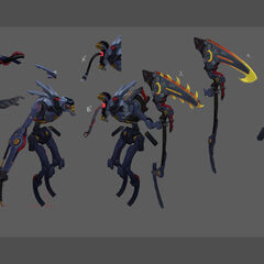 Praetorian Fiddlesticks Update Concept 1 (by Riot Artist <a rel=