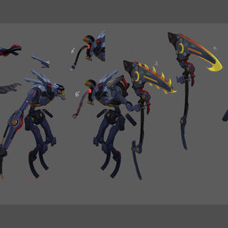Praetorian Fiddlesticks Update Concept 1 (by Riot Artist <a href=