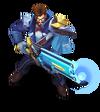 Graves BattleProfessor (Sapphire)