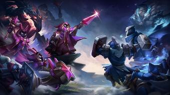 340?cb=20180406002550 - League of Legends: El cannon-minion azul posee más rango que su contraparte roja