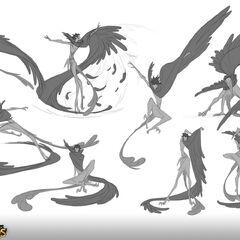 Rakan Concept 8 (by Riot Artist <a href=