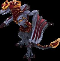 Shyvana Dragon Render old