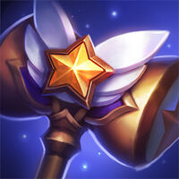 Star Guardian Promo Light's Hammer