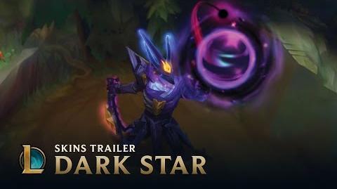 The Dark Star Rises Thresh and Varus Skins Trailer - League of Legends