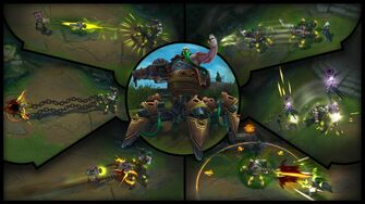 Urgot VU Screenshots