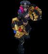 Vi Officer Vi (Obsidian) M