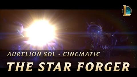 Aurelion Sol The Star Forger Returns New Champion Teaser - League of Legends