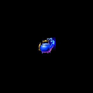 Blue Lasi Kettle
