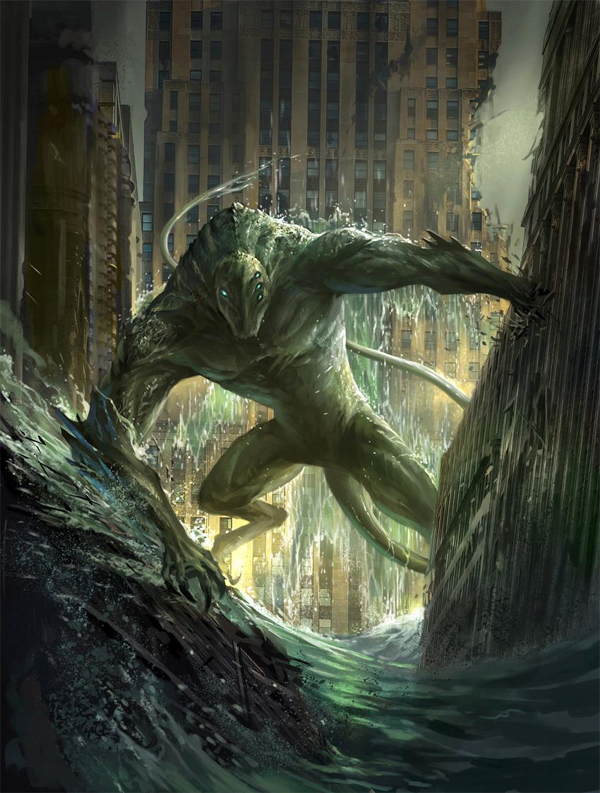 Emptylord Leviathan by sandara
