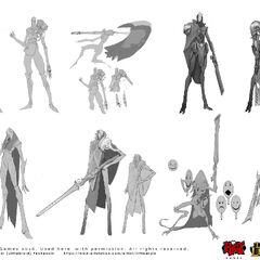 Jhin Concept 10 (by Riot Artist <a href=