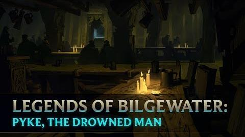 Legends of Bilgewater Pyke, the Drowned Man Audio Drama (Part 5 of 6)