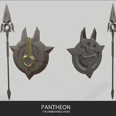 Pantheon Update Model 4 (by Riot Artist <a href=