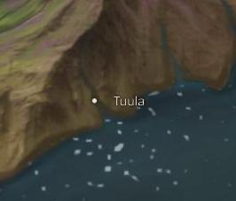 Tuula map
