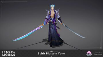 Yone Seelenblumen Model 02