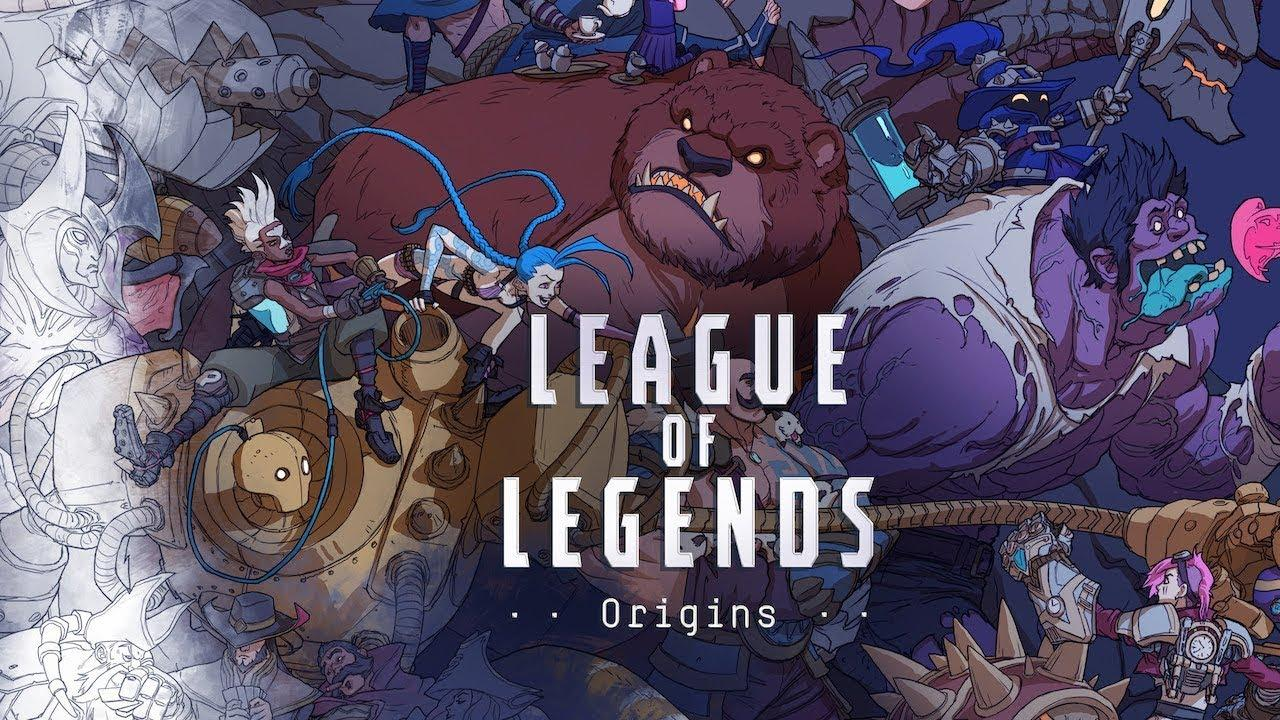 League Of Legends Seiten