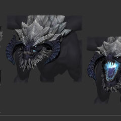 Elder Dragon Model 2 (by Riot Artist <a rel=