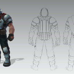 Riot Graves Concept (by Riot Artist <a href=