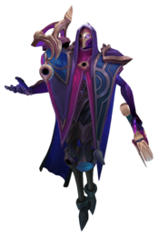 Jhin DarkCosmic Render