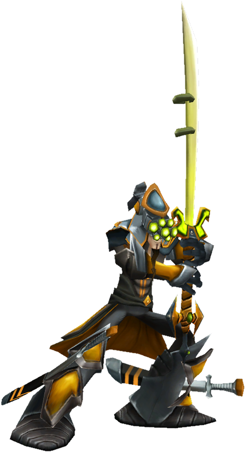 Master Yi Render old