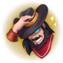 Nothing Personal! Emote