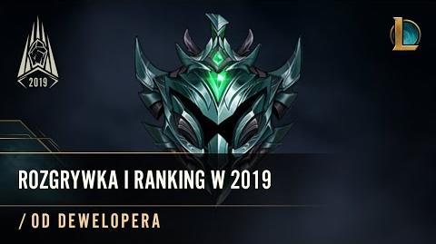 Rankingowe, zwykłe i rotacyjne tryby gry w Sezonie 2019 (od dewelopera)