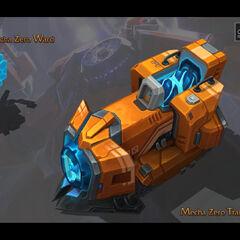 Mecha Zero Sion Model 2 (by Riot Artist <a href=