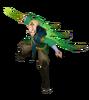 Talon Beständiges Schwert Talon (Smaragd) M