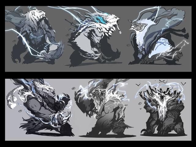 Volibear Update Concept 02