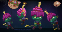 Amumu SurpriseParty Model 01