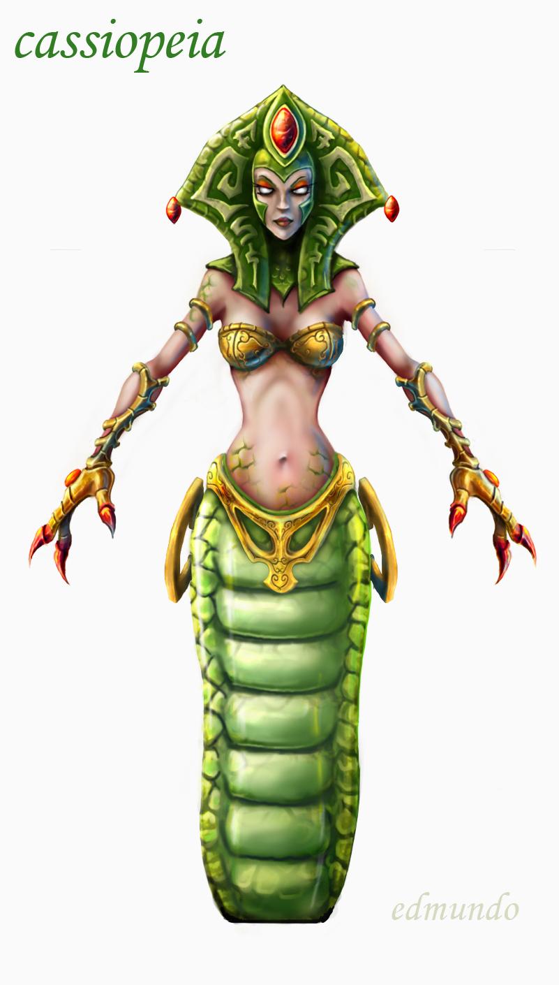 Cassiopeia/Historique | Wiki League of Legends | FANDOM ...