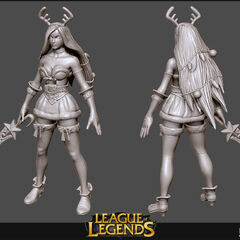Slay Belle Katarina Model 1 (by Riot Artist <a href=