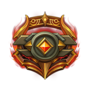 Level 75 Prestige Emote