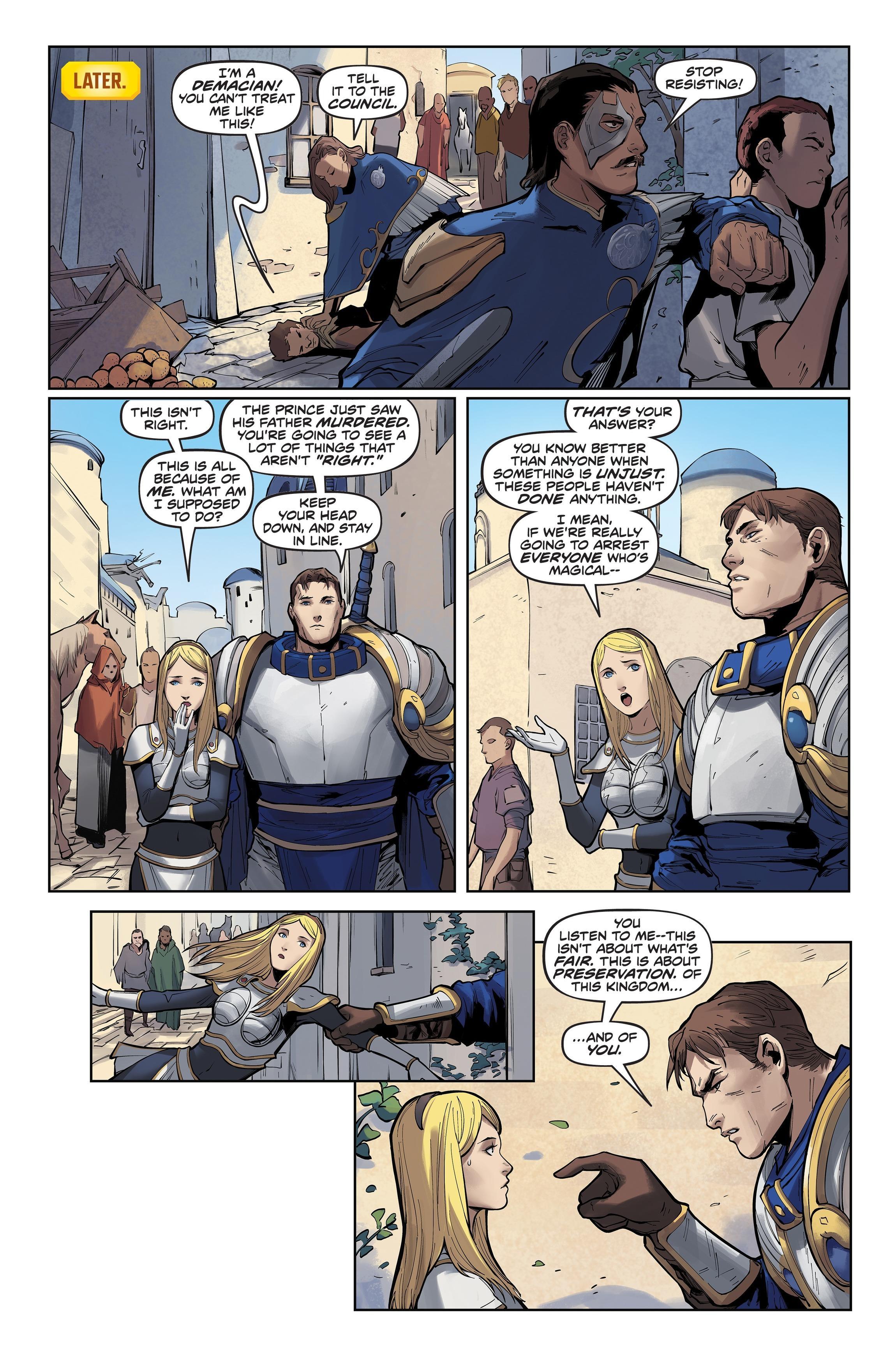 Lux Comic 5 pr07