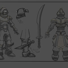 Assassin Master Yi Update Concept (by Riot Artist <a href=