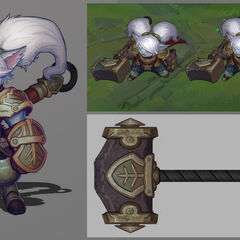 Poppy Update Concept 6 (by Riot Artist <a href=