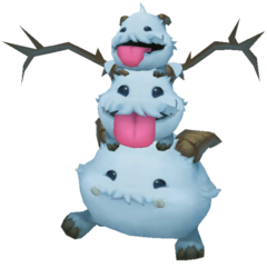 Snowman Poro Model 2