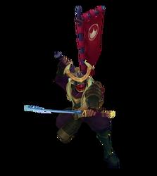 Shen Warlord (Base)