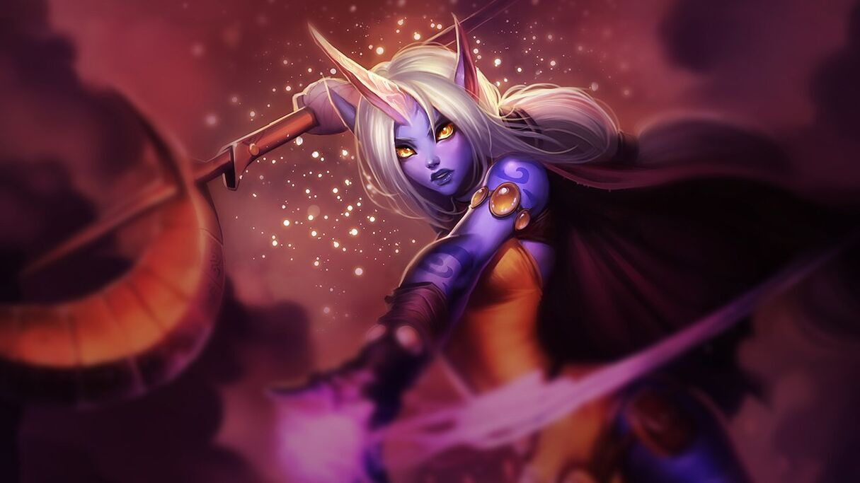 Soraka OriginalCentered