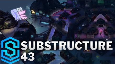 Substructure 43 Map Preview PROJECT Overcharge Game Mode