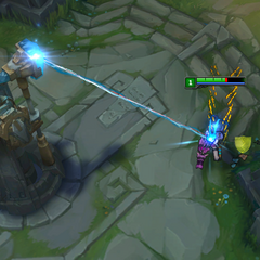 Lightning Rod effect on inhibitor and nexus turrets removed on patch <a href=