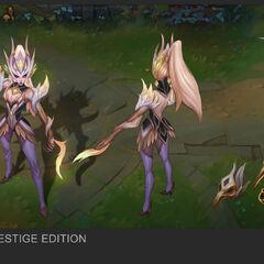 Coven Zyra Prestige Edition Concept 1 (by Riot Artist <a rel=