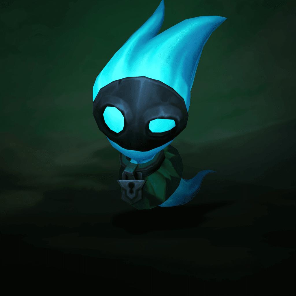 Fantasmín Islas de la Sombra Nivel 1