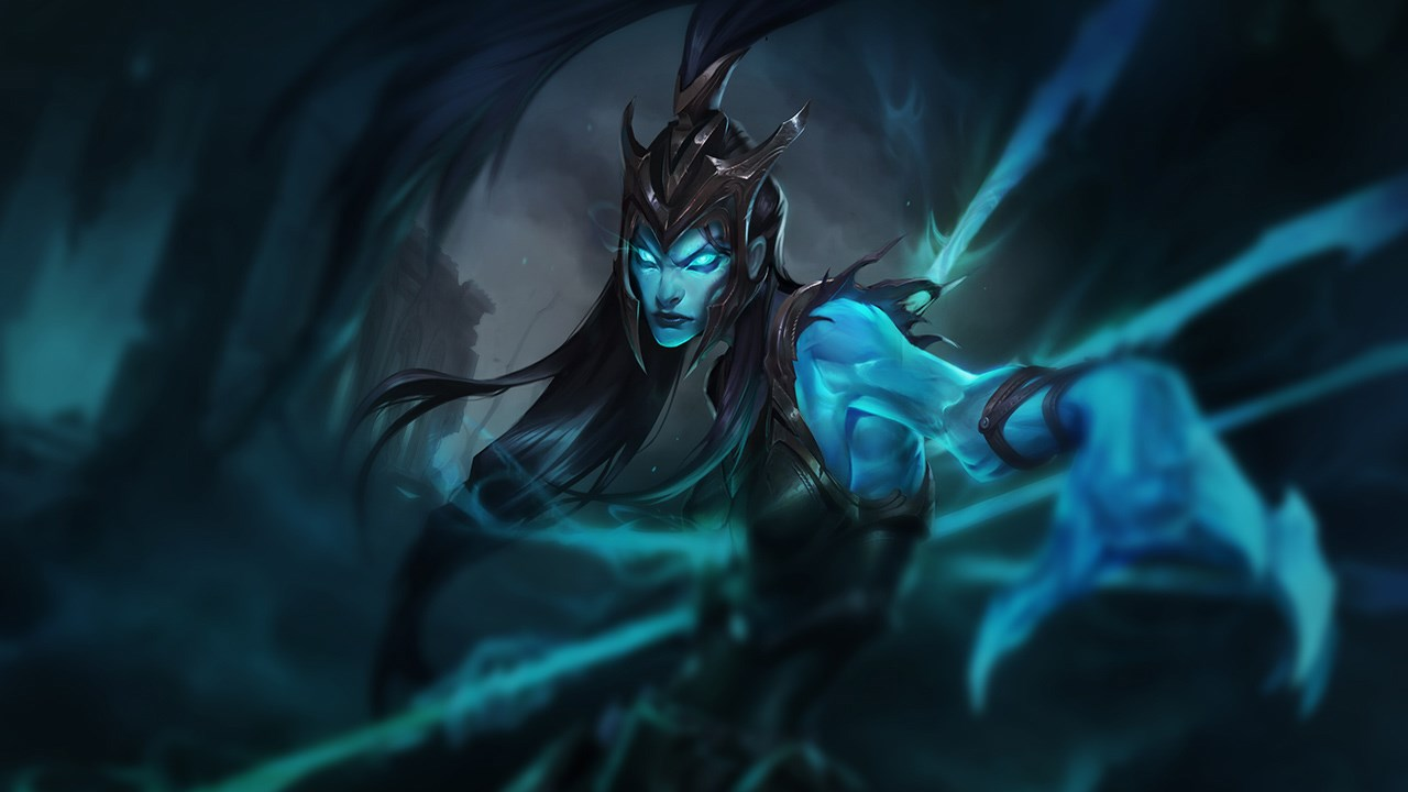 Kalista OriginalCentered