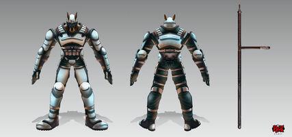 Nasus Riot GSG-9 Konzept